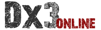 DX3 Online