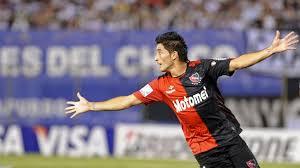 Milton Casco marcó su primer gol como profesional